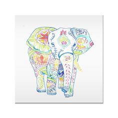 Azulejo Grande folia do Studio Dutearts por R$ 26,00
