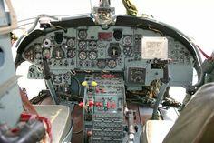Ka-25 Hormone cockpit