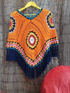Feito à mão em crochet 100% algodão 65