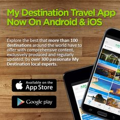 Calling all you Android owners!  My Destination's brand new Android App is now available to download for FREE right here: https://play.google.com/store/apps/details?id=com.mydestination.mdapp&pageId=112288862140277359439