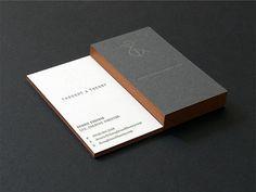 インパクト十分、かつスタイリッシュな名刺のデザイン100選 - GIGAZINE