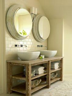 Gorgeous double vanity