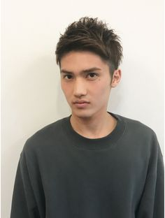 アベンツ ファンデーション(Avenz.foundation) 【表参道Avenz】ツーブロック☆ベリーショート☆三代目登坂風☆ Asian Haircut, Asian Men Hairstyle, Haircuts For Men, Short Hair Styles, Hair Cuts, Hair Beauty, Street Style, Mens Fashion, Face