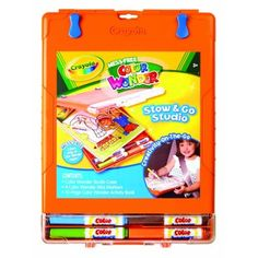 Amazon.com: Crayola Color Wonder Travel Tote