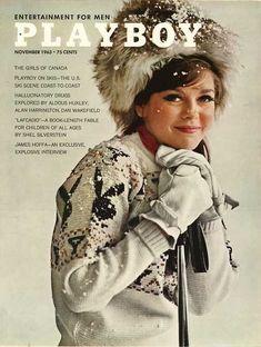 Playboy Magazine ~ November 1963