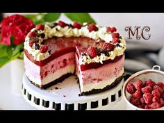 Polish Recipes, Polish Food, Nutella, Cheesecake, Food And Drink, Cupcake Decorations, Ferrero Rocher, Youtube, Cook