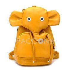 BBAO - Fashion Cartoon Elephant Shaped Travel Backpacks on http://www.paccony.com/product/BBAO-Fashion-Cartoon-Elephant-Shaped-Travel-Backpacks-23708.html#