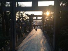 #sunset #japan