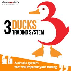 A fair #trading system that keeps you out of bad trades and offers a high chance of making profits is #3DuckTradingsystem. It involves 3 charts (called 3 ducks) – 4 hour, 1 hour, 5 min charts,  and a 60 period Simple Moving Average indicator plotted on each chart. From the 3 charts, price trend can be determined as bullish or bearish and can be traded in that direction.
