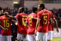 Costa Rica asciende en el Ranking FIFA