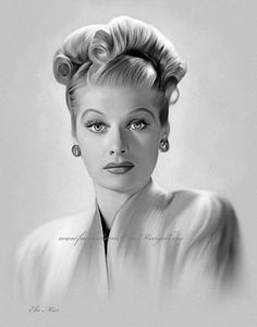 Lucille Ball still can watch I love Lucy all day! Old Hollywood Glamour, Vintage Hollywood, Hollywood Stars, Classic Hollywood, Divas, Lucille Ball, Lucy And Ricky, I Love Lucy, Foto Art