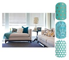 Chic living room with a gorgeous upholstered chaise lounge Inspiration Hollywood: 34 Stylish Interiors Sporting the Timeless Chaise Lounge Chair Teal Living Rooms, Living Room Color Schemes, Living Room White, Chic Living Room, Living Room Pillows, White Rooms, Living Room Interior, Living Room Designs, Living Room Decor