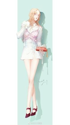 Find more at Ventrix Swift. Look Fashion, Fashion Art, Girl Fashion, Manga Girl, Anime Art Girl, Cute Girls, Cool Girl, Tmblr Girl, Modelista