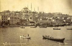 Yemiş İskelesi ve Süleymaniye Sébah & Joaillier fotoğrafı