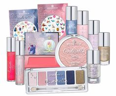 Essence Cinderella Limited Edition for Spring 2015
