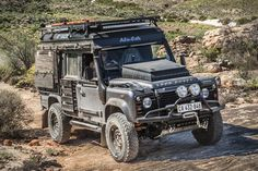defender 110 camping - Google Search