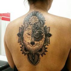 Tattoo by franz