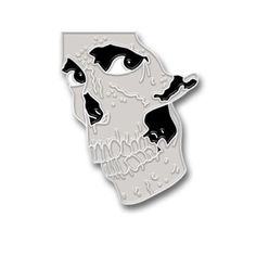"""1.25"""" enamel pin Rubber Clasp LIMITED EDITION to 100 pieces"""