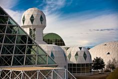 The biosphere in Tucson.