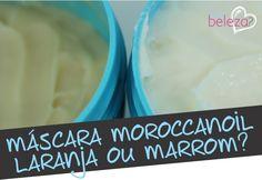 Máscaras Moroccanoil: Tampa laranja ou Marrom? http://eaibeleza.com/2011/10/mascaras-moroccanoil-tampa-laranja-ou-marrom/ via @kahbak