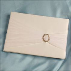 WeddingDepot.com ~ Endless Love Guest Book - Ivory ~