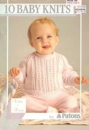Patons 792 10 Baby Knits
