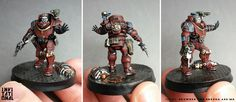 Between the Bolter and Me: Musings: What makes an Inquisitor