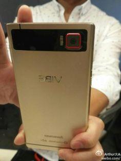 Le Lenovo K920 se dévoile de nouveau grâce à une photo postée par le directeur de marketing de l'entreprise, Arthur Wei.