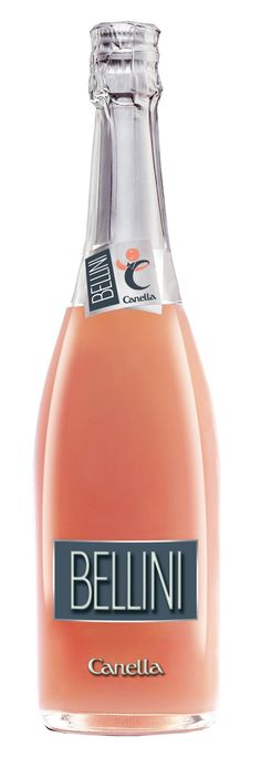 Perfect for brunch at the campsite, the Canella's Bellini recipe keeps close to the real deal: two parts sparkling wine, one part white peach juice, and a dash Bellini Cocktail, Peach Bellini, Cocktail Mix, Brunch Drinks, Wine Cocktails, Yummy Drinks, Refreshing Drinks, Bellini Recipe, Peach Juice