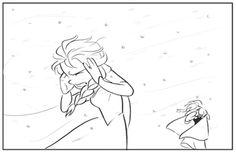 If Frozen had a blooper reel