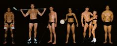 Bodytypes Of Every Single Type Of Athlete Male And Female (Pics) - Bodybuilding.com Forums