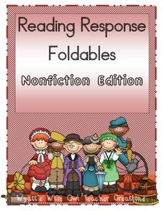 Nonfiction Reading Response Interactive NotebooksThis product has interactive notebook templates for nonfiction texts. These would be great for any nonfiction text including science and social studies curriculum. Reading Resources, Teaching Reading, Teacher Resources, Teaching Ideas, Teacher Games, Teacher Tools, Guided Reading, Comprehension Strategies, Reading Strategies