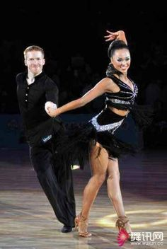 Neil and Ekaterina 2015