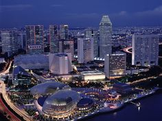 Singapore is a Southeast Asian city-state situated on the southern tip of Malay Peninsula. The city is officially known as the Republic of Singapore. The metropolis consist 63 islands including the main island and is known as Singapore and also as Pulau Ujong.