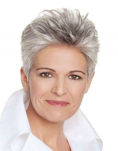 Photos Of Short Haircuts for Older Women_19