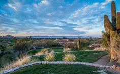 There's nothing like watching an Arizona sunrise over the Valley… (Photo: Ben & Kelly Photography)