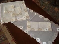 havya  işi - handmade - embroidery - nakış - el işi