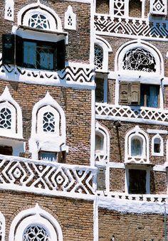 Sana, a Venice built on sand ..