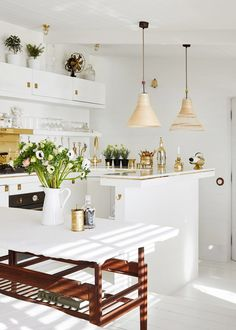 The most chic and tiny home on the Italian Riviera.
