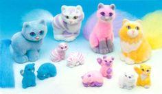 My Little Pony Li'l Litters Kitties by Hasbro, 1990