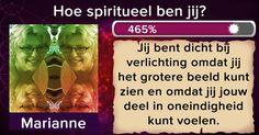 Hoe spiritueel ben jij?