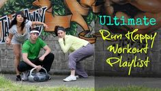 You'll want to crank it up for this ultimate run happy summer workout playlist! #music