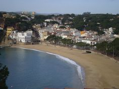 Bahía de Llafranc.
