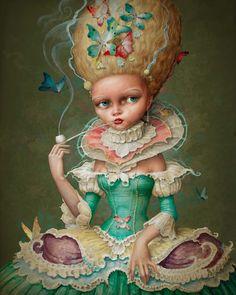 Daniel Merriman. Watercolours.