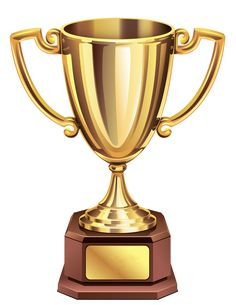 Transparent Gold Cup Trophy PNG Picture Clipart A sign of victory. The trophy a sign of accomplishment after such a hard time. He had finally concurred all the battles to get home and finally one at his home. Odysseus was the true champion