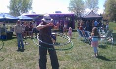 New blog post about last Saturday's Earth Day celebration at the 23rd Street Farm. Frozen Yogurt, wine, hula hooping, baby animals, sunshine and fun.