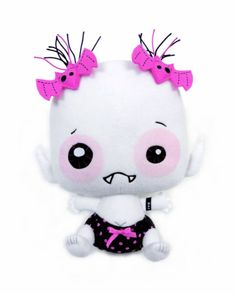 Vamplets Lily Rose Plush Toy