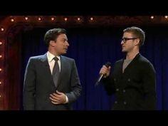 Jimmy Fallon and Justin Timberlake History of Rap