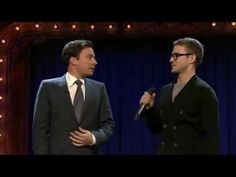 Jimmy Fallon and Justin Timberlake History of Rap