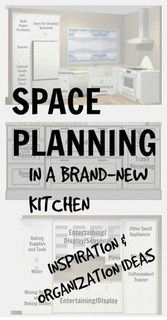 Kitchens have to pack a major storage punch. Check out all the kitchen organization ideas and inspiration to maximize your own kitchen space.